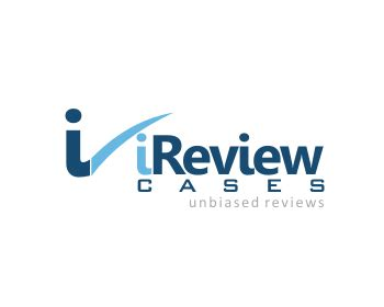 logo design entry number 19 by blaine ireviewcases logo contest