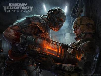 Wars Robot Quake Enemy Territory Soldat Command