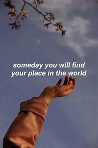 Inspirational Aesthetic Tumblr Girl Grunge  wallpaper