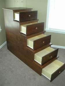 Richard's Bunk Bed Storage - The Wood Whisperer