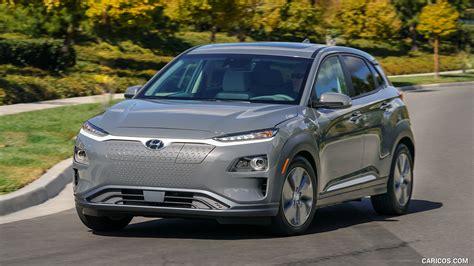 Hyundai Kona 2019 Backgrounds by 2019 Hyundai Kona Electric Front Hd Wallpaper 1