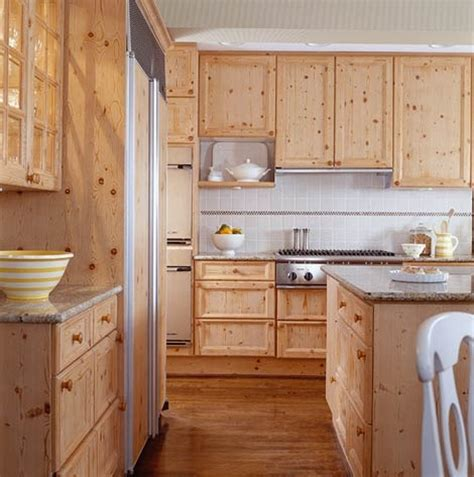 knotty wood kitchen cabinets 16 best images about knotty pine cabinets kitchen on 6677