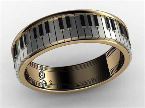 Cool Rings For Music Lovers  Xcitefunt. Multiple Band Engagement Rings. Women's Rings. Birthstone Rings. White Gold Engagement Rings. Slate Grey Rings. Dermal Piercing Wedding Rings. Green Stone Rings. Artemer Wedding Rings