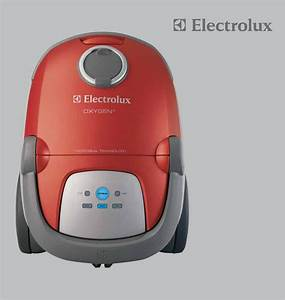 Electrolux Vacuum Cleaner Canister Series User Guide