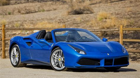 Ferrari The Future Cars 20192020 Ferrari 488 Spider