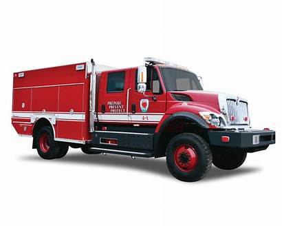 Rapid Sd Fire Trucks Wildland Pumper