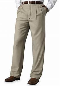 Ralph Classic Fit Total Comfort Pleated
