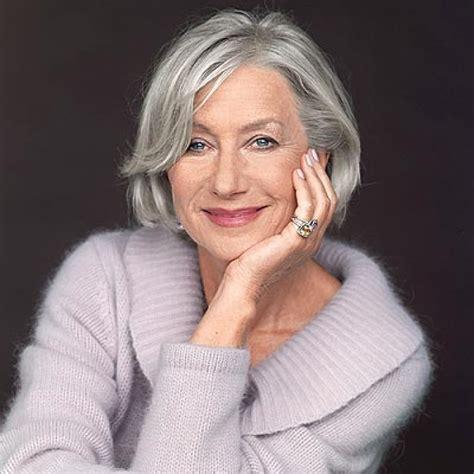 best gray hair styles gray hair hairstyles mag