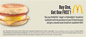 McDonalds Egg White Delight McMuffin | Printable Coupons ...