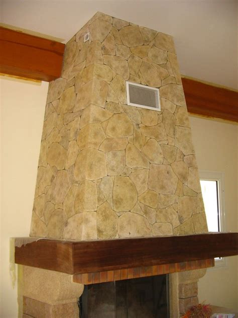 decoration de cuisine déco hotte cheminée
