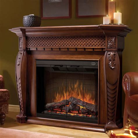 electric fireplace mantels this item is no longer available
