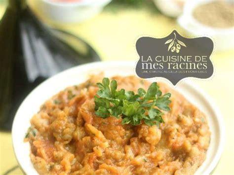 blogs de cuisine marocaine recettes de salades et aubergines 6