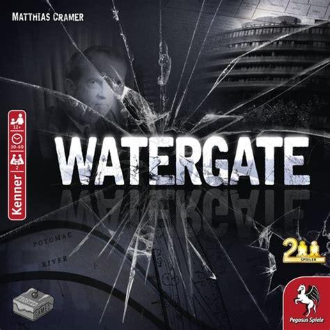 watergate games frosted essen spiel brettspiele rampenlicht kw32 road anteprima vorschau ita refaire ou pas spielraum bielefeld capstone spiele pegasus