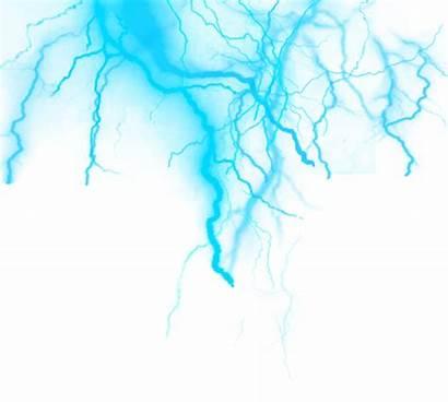 Lightning Transparent Background Effects Lighting Effect Thunder
