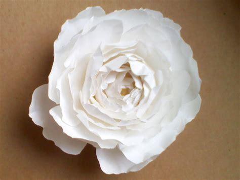 omg  diy wedding easy paper flower tutorial