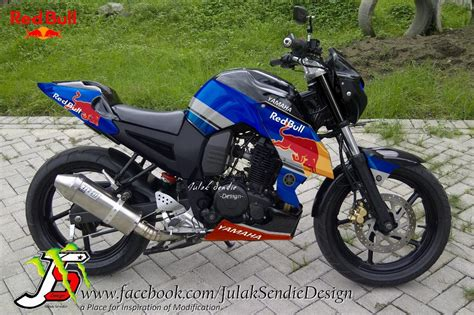 Byson Modifikasi by Gambar Modifikasi Motor Modifikasi Yamaha Byson
