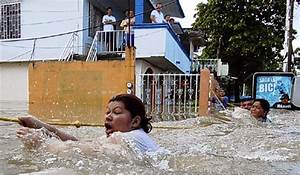 Disasters in Mexico