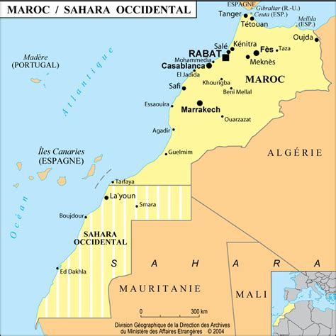 Carte Du Maroc Avec Les Principales Villes by Maroc Informations Carte Vid 233 Os Billet Avion Maroc