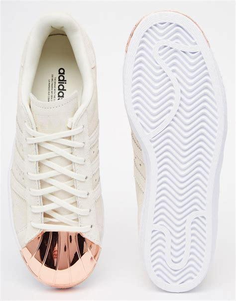 Adidas  adidas Originals Superstar 80s Rose Gold Metal