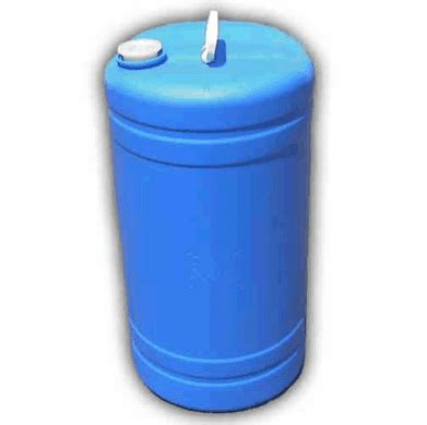 gallon  plastic water barrel  shipping
