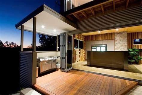 outdoor kitchen cabinets brisbane how to build outdoor kitchens in the garden 3833