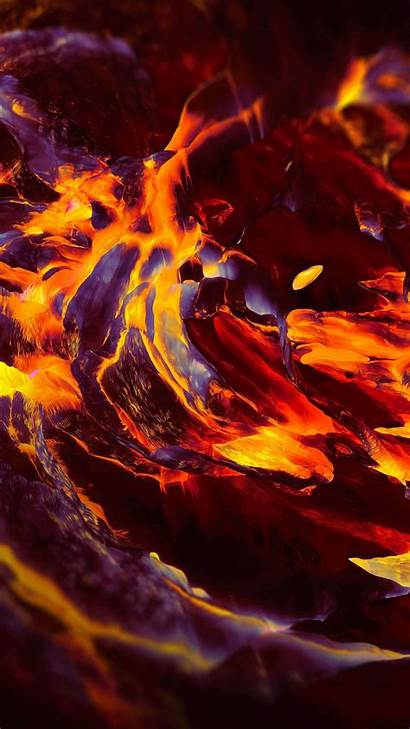 Fire Iphone Abstract Oneplus Snowman Wallpapers Aesthetic