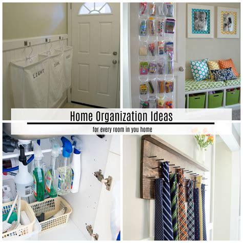 Home Organization Ideas   The Idea Room