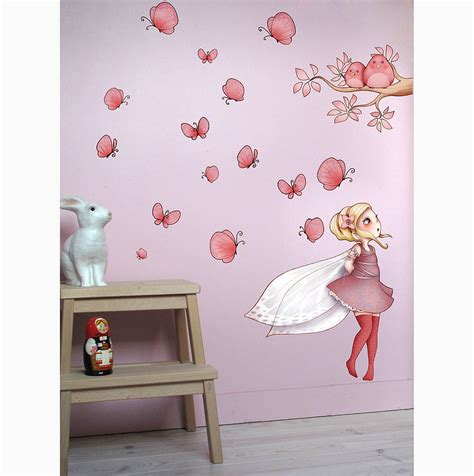 stickers chevaux pour chambre fille wall sticker by nubie modern boutique