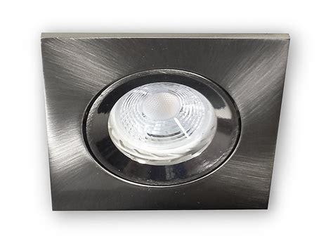 deckenspots led dimmbar 230v gu10 led einbaustrahler len deckenspots 3w 5w 7w dimmbare leuchten ebay