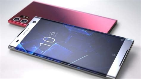 Sony Mobile Phone by The Future Technology Of Mobile Phones Reliablecounter