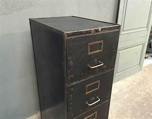 Casier A Tiroir : bien aim casier a tiroir metal zl82 montrealeast ~ Teatrodelosmanantiales.com Idées de Décoration