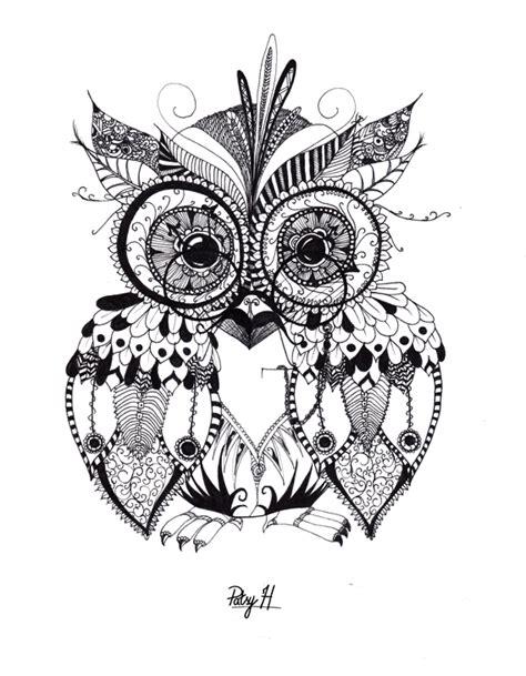 les  meilleures idees de la categorie chouette tatouage