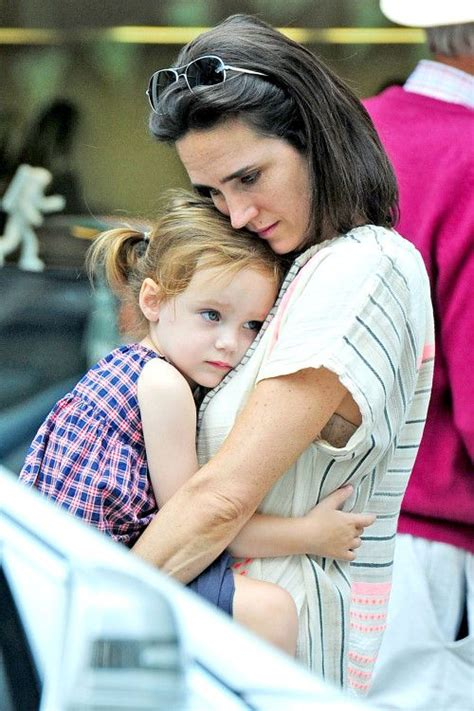 jennifer connelly baby jennifer connelly and her daughter agnes out in london on