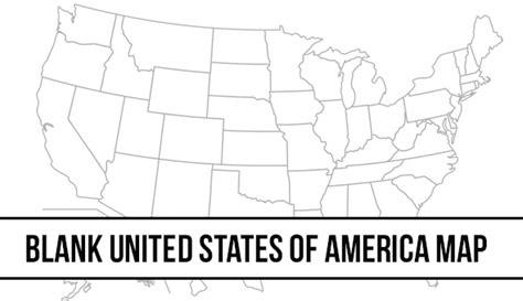 blank united states  america map worksheet  home