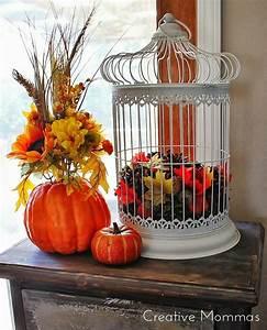 Creative, Mommas, Fall, Decorations
