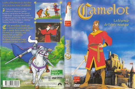 Jaquette Dvd De Camelot La Légende De L'épée Magique  Cinéma Passion