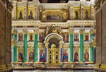 Isaac Cathedral St Interior Yusupov Palace