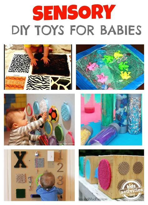 diy toys  babies sensory  heuristic play diy