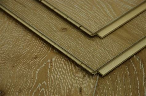 thin flooring for greater flexibility and
