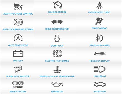 ford fusion warning lights ford dashboard warning lights