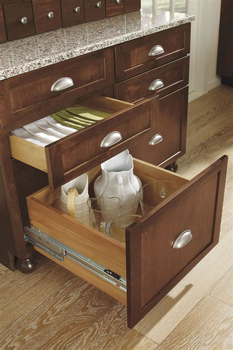 thomasville organization base deep drawer base