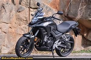 Honda Cb500x 2018 : test ride 2016 honda cb500x abs bikesrepublic ~ Nature-et-papiers.com Idées de Décoration