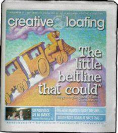 Atlanta Creative Loafing. Creative Loafing is a weekly ...