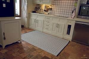 un tapis pour la cuisine en polypropylene indoor outdoor With tapis pour cuisine