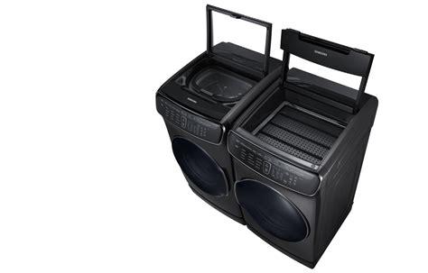 Waschmaschine Mit Großer Trommel by Samsung Flexwash Die Waschmaschine Mit Trommel Und