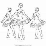 Dancer Flamenco Coloring Pages Deportes Template sketch template