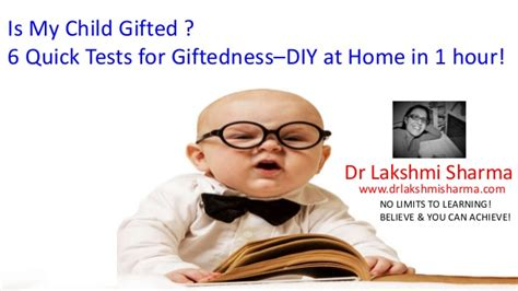 gifted students is my child gifted 6 tests for 643 | gifted students is my child gifted 6 quick tests for giftedness diy at home in 1 hour 1 638