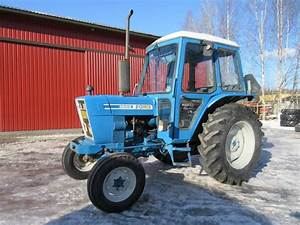 4600 Ford Tractor Model