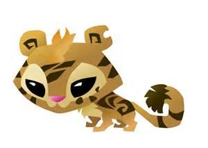 Animal Jam Tiger