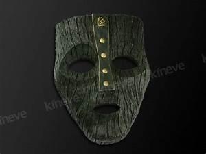 The Mask Loki Mask Replica Movie Prop Memorabilia-in ...